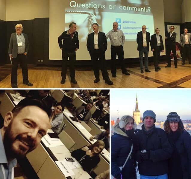 itSMF Estonia 2014 with top ITSM pros from around the world